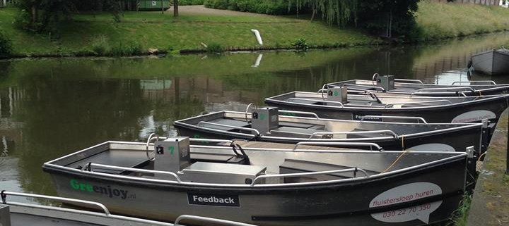 Greenjoy Boat Renting: Special 20% Discount for expatsHaarlem and Haarlem Photo Club members (Photo: Greenjoy)