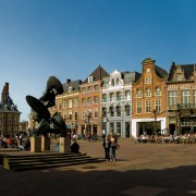 Increased number of Expats to the Netherlands discover Haarlem to be a much better (and cheaper) alternative to Amsterdam