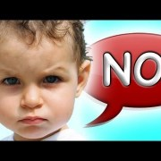 "Toddler Tips: The ""No!"" Phase"