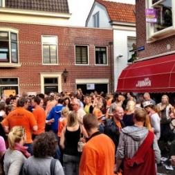 Koningsdag Haarlem