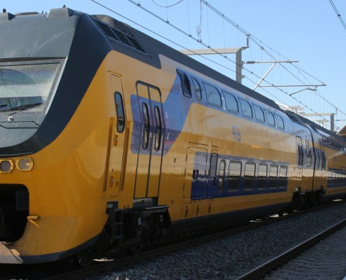 Dutch Trains