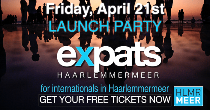 Launch Party expatsHaarlemmermeer