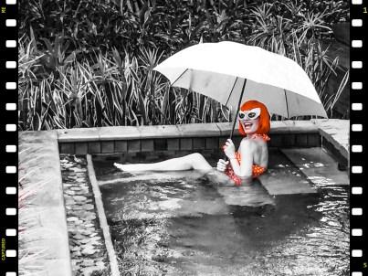 Blighty rain so not like rain in Langkawi : (