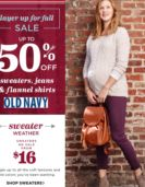 maternity Modeling