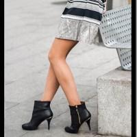 ANKLE BOOTS | Como usar as botinhas de cano curto no trabalho...