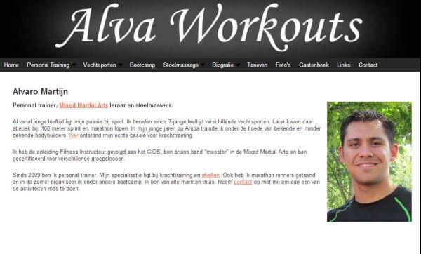 alva workouts origineel
