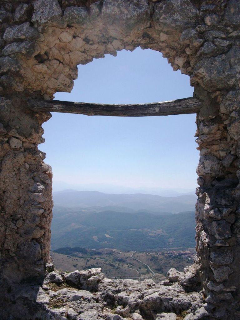 Rocca Calascio, Abruzzen