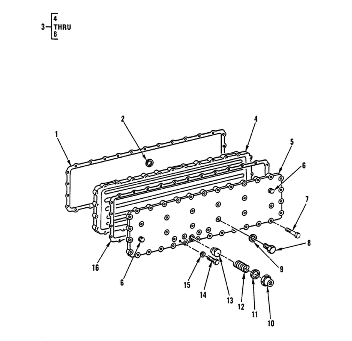 00 2 Figure 12 Engine Lubrication System