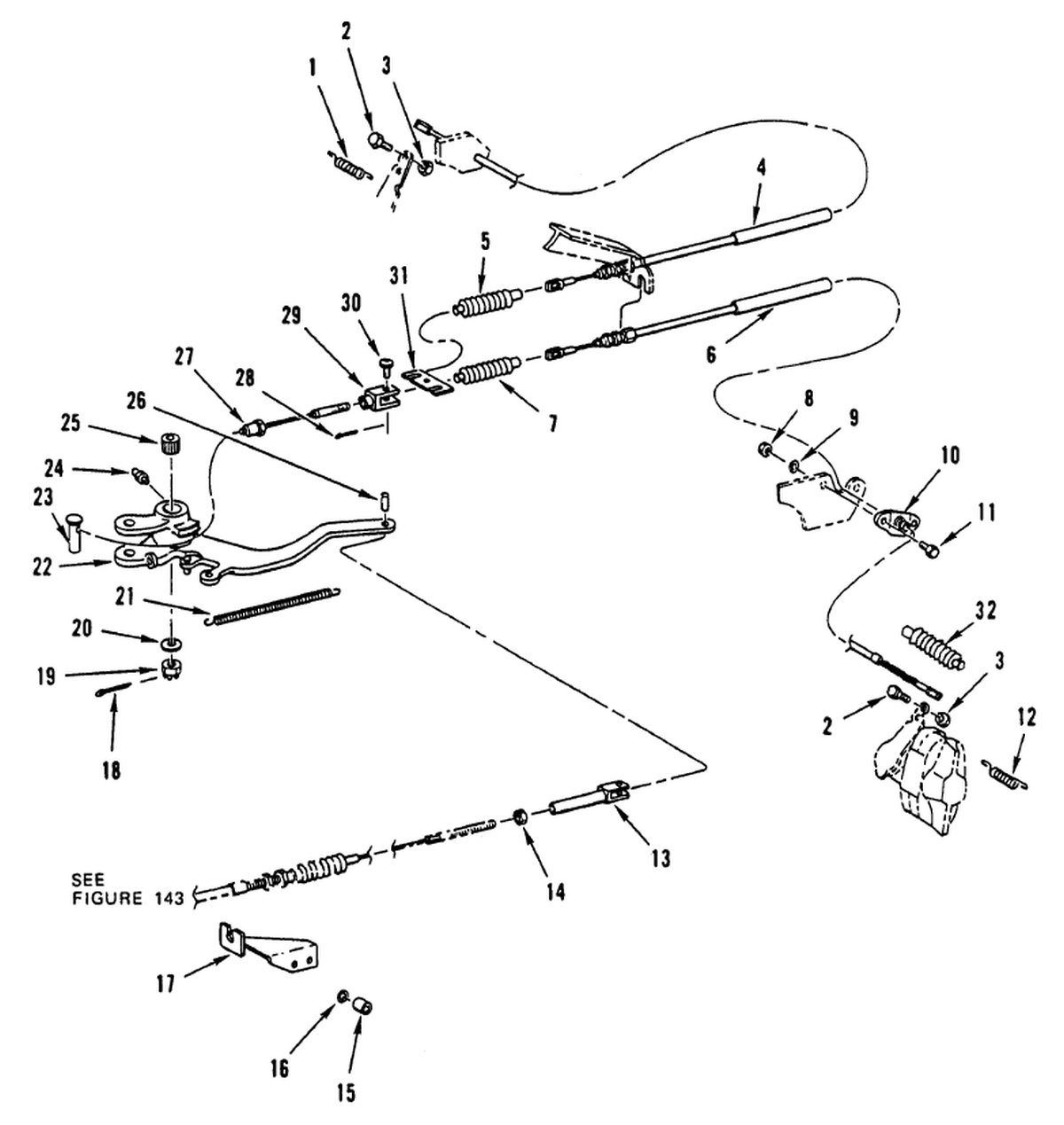 Brake Lever Wiring Diagram
