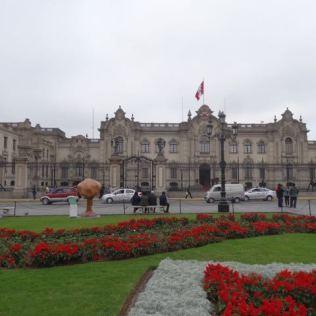 Limas Innenstadt