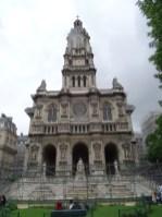 Kirche La Trinité
