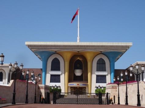 der Sultanspalast