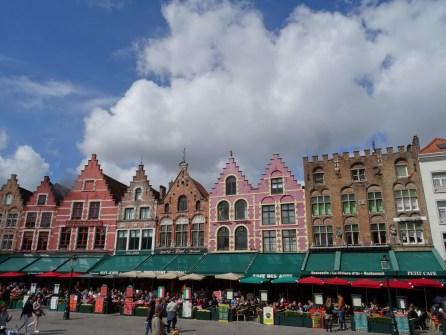 Blick vom Marktplatz