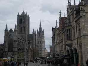 Blick in die Altstadt