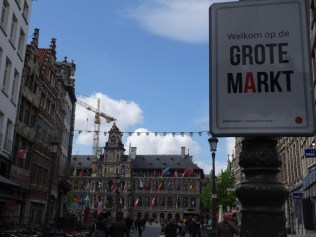 Stadhuis von Antwerpen
