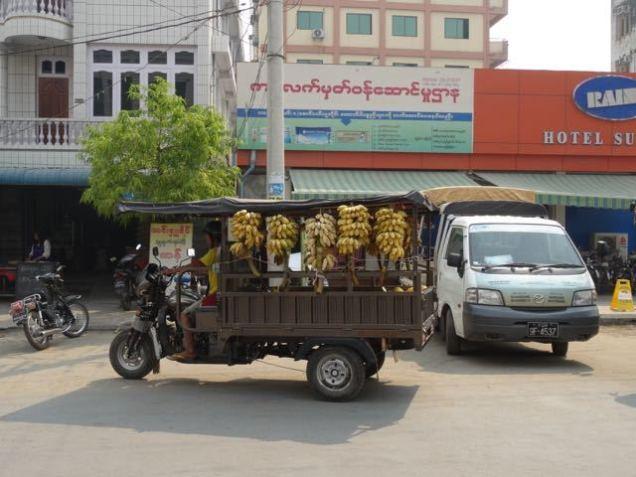Bananen-Mann