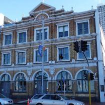 Innenstadt von Auckland