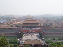 Peking von oben
