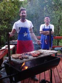 unser Koch Stefan