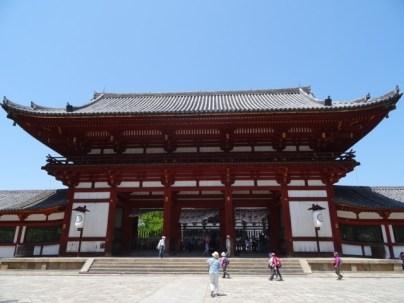 Yakushi-ji Tempel