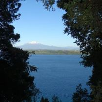 Blick auf Lago Llanquihue