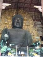 Buddha im Tōdai-ji