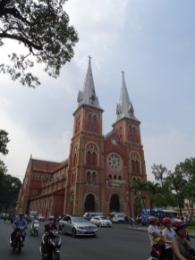 Kathedrale von Saigon
