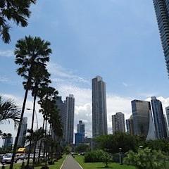 Panamas Skyline
