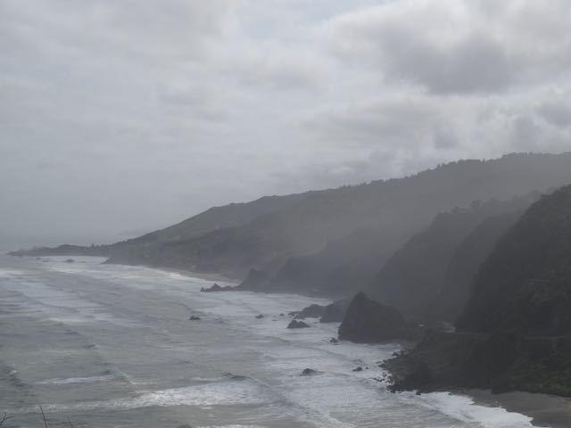 Wind, Nebel, Salz