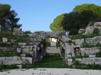 ehemaliger Eingang