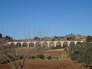 ehemalige Brücke