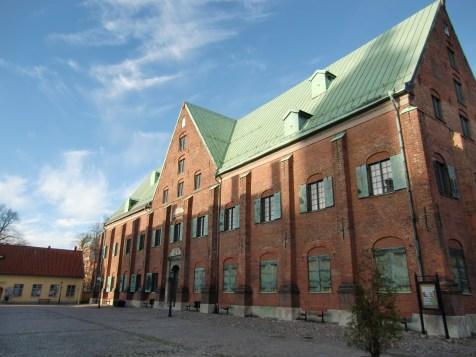 alte Kupfer-Dächer