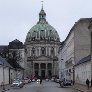 Frederikskirche von Kopenhagen