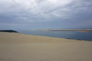 unendlich Sand und Meer