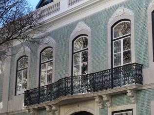 Balkon-Front