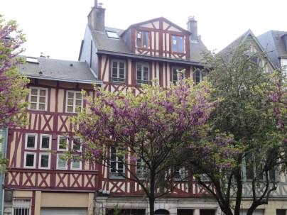 Frühling in Rouen