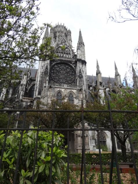 Temple St-Éloi von außen