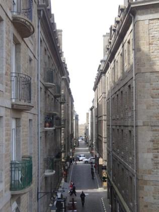 Blick von der Stadtmauer I