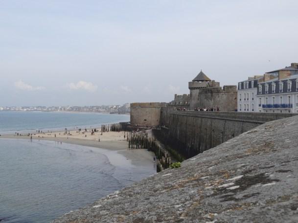 Blick von der Stadtmauer II