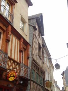 historisch schönes Rennes