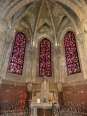 Basilique Saint-Nicolas' Fenster I