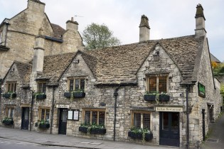 Historisches Haus in Bradford-on-Avon