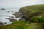 Wandern am South Coast Path in Cornwall