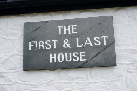 The first & last house of Land's End