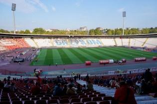 Stadion Rajko Mitić von Roter Stern