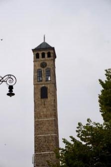 Blick von der Gazi-Husrev-Beg-Moschee