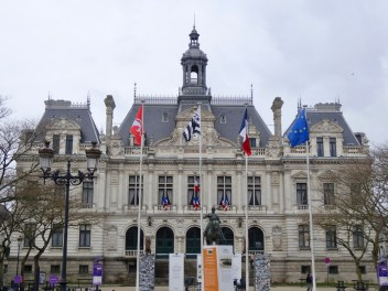 Rathaus von Cannes