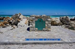 Südafrika mit zwei Ozeanen