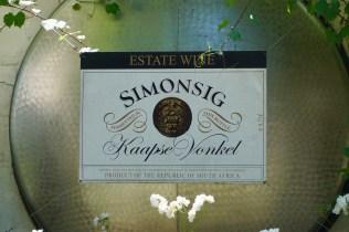 Weingut in Stellenbosch