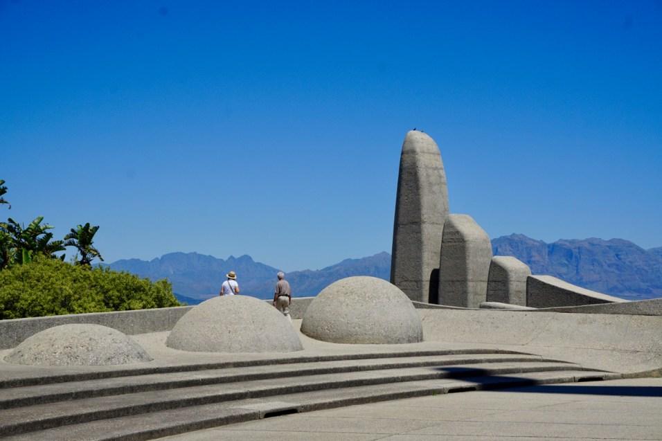 Denkmal zu Südafrika
